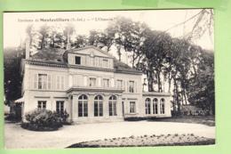 MONTIVILLIERS - L' ORMERIE  - TBE -  2 Scans - Montivilliers