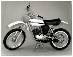 Ancillotii 50 Cross +-24cm X 18cm  Moto MOTOCROSS MOTORCYCLE Douglas J Jackson Archive Of Motorcycles - Photographs