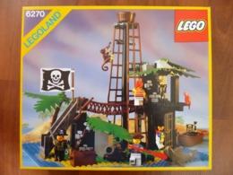 """Boite Légo """"Ile Aux Pirates"""" 1989.  Boîte Jamais Ouverte. - Lego"""