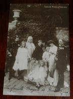Royalty - LA FAMILLE ROYALE DE ROMANIA, Roumanie Romania Roman, CIRCULEE - Rumania