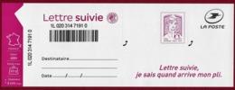 Marianne De Ciappa Lettre Suivie LS 5 (1L 020) - Adhésifs (autocollants)