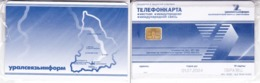 Phonecard   Russia. Ekaterenburg  Obrazetc - Test  Card.01.07.2004  Quantity:50 Pcs R - Russland
