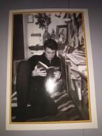 075) RARE : Johnny Hallyday, Chambre à La Trinité En 1960, Tirage Limité à 160ex De 2013 (10,5cmX15cm) - Artistes