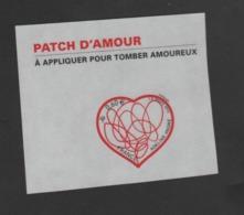 """FRANCE / 2012 / Y&T N° AA 648A ** : """"Patch D'amour"""" (Adeline André) Du Feuillet De 5 TP X 1 - Adhésifs (autocollants)"""