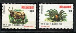 Mozambique, Yvert 635&636**, Scott 577&578**, MNH - Mozambique