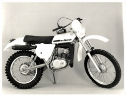 Ancillotti CH125 +-24cm X 18cm  Moto MOTOCROSS MOTORCYCLE Douglas J Jackson Archive Of Motorcycles - Photographs