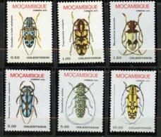 Mozambique, Yvert 638/643**, Scott 579/584**, MNH - Mozambique