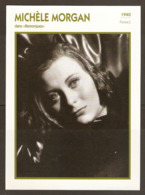PORTRAIT DE STAR 1940 FRANCE - ACTRICE MICHELE MORGAN Dans REMORQUE - ACTRESS CINEMA FILM PHOTO - Fotos