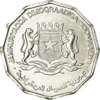 Monnaie, Somalie, 5 Senti, 1976, SUP, Aluminium, KM:24 - Somalië