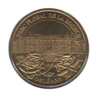 45001 - MEDAILLE TOURISTIQUE MONNAIE DE PARIS 45 - Parc Floral De La Source 2003 - Monnaie De Paris