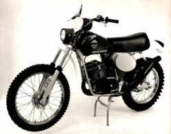 Simonini 125R 7v +-24cm X 18cm  Moto MOTOCROSS MOTORCYCLE Douglas J Jackson Archive Of Motorcycles - Photographs