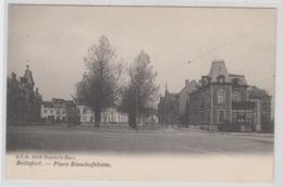 Bruxelles  Boitsfort  Place Bisschofsheim  D.V.D. 13143 - Watermael-Boitsfort - Watermaal-Bosvoorde
