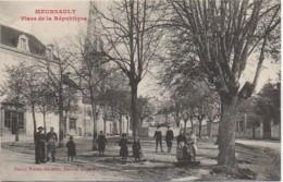 21 MEURSAULT  Place De La République - Meursault