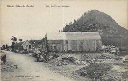 15.  CANTAL.  LE COL DE NERONNE - Aurillac