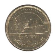45005 - MEDAILLE TOURISTIQUE MONNAIE DE PARIS 45 - Château Sully Sur Loire- 2015 - Monnaie De Paris