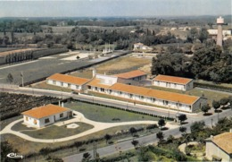 CREON - Vue Aérienne - La Maison De Retraite - Architecte M. Grange Du Groupement Permanent - France