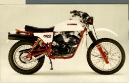 Motorini 500camel +-17cm X 10cm  Moto MOTOCROSS MOTORCYCLE Douglas J Jackson Archive Of Motorcycles - Fotos