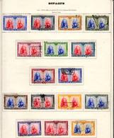 1928  Espagne, Catacombes, 339 / 366, Cote 95 €, - Oblitérés