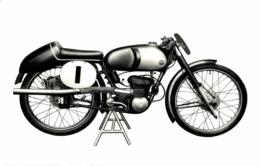 Montesa Prototipo Competición 1949 +-17cm X 10cm  Moto MOTOCROSS MOTORCYCLE Douglas J Jackson Archive Of Motorcycles - Fotos