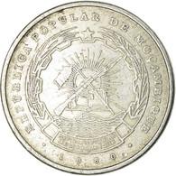 Monnaie, Mozambique, 5 Meticais, 1980, TTB, Aluminium, KM:101 - Mozambique