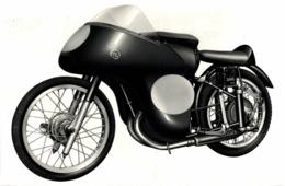 Montesa Sprint 1954  +-17cm X 12cm  Moto MOTOCROSS MOTORCYCLE Douglas J Jackson Archive Of Motorcycles - Photographs