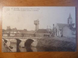 CPA- Vilvoorde/ Vilvorde- Vue Panoramique Et Pont De La Senne/ Zennebrug- Château D'eau- Eglise- à Raoul Adam, Luttre - Vilvoorde