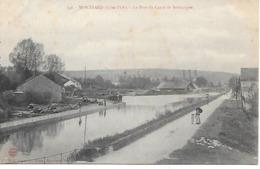 12/16      21   Montbard    Le Port Du Canal De Bourgogne  (animations) - Montbard