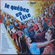 Artistes Variés- Le Québec En Fête (folklore) - Vinyl Records