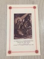 Santino B. Verdiana Da Castelfiorentino Vergine Del Terz'ordine - Santini