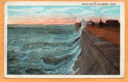 Galveston Tex 1924 Postcard Mailed - Galveston