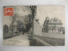 BRUNOY - La Rue Des Valleis - Brunoy