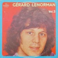 Gérard Lenorman- Volume 2 - Vinyl Records