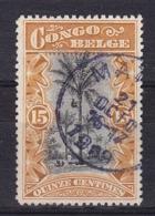 Belg.Kongo - Congo Belge  (g) Nr 52a     Gestempeld - Obliteré - Used     Bruinoker - Ocre-brun !!!!! - 1894-1923 Mols: Nuevos