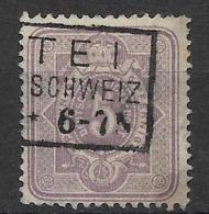 Deutsches Reich 1875  Mi. Nr. 32 - Gebraucht