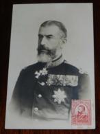 Royalty - KAROL I KONIG V. RUMANIEN, Roumanie Romania Roman, CIRCULEE - Roumanie