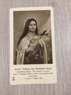 Santino Santa Teresa Del Bambino Gesu' - Santini