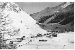 73 SAVOIE  Tarentaise Carte Postale Photo De Val D'Isère à La Fin Des Années 40 Quels Changements !! - Val D'Isere
