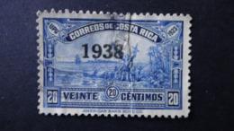 Costa Rica - 1938 - Mi:CR 219, Sn:CR 189, Yt:CR 183, Sg:CR 248 O - Look Scan - Costa Rica