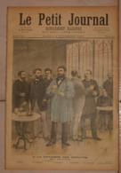 Le Petit Journal. 5 Novembre 1892. A La Chambre Des Députés. La Buvette. Le Déjeuner De Camille Desmoulins. - Boeken, Tijdschriften, Stripverhalen