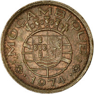 Monnaie, Mozambique, 20 Centavos, 1974, TTB, Bronze, KM:88 - Mozambico