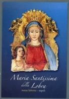 °°° Cartolina - Massa Lubrense Maria Ss. Della Lobra Incoronata Viaggiata °°° - Napoli (Naples)