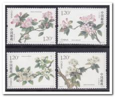 China 2018, Postfris MNH, 2018-6, Flowers - Ongebruikt