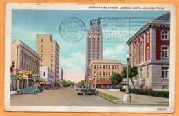 Abilene Tex Tex 1919 Postcard - Abilene
