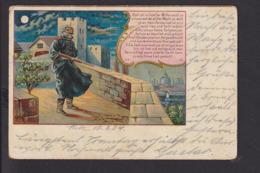 B23 /     Steh Ich In Finsterer Mitternacht / Metz 1904 - Autres