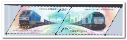 China 2019, Postfris MNH, 2019-13, Trains - Ongebruikt