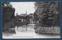 GENAY - Le Pont Sur L' Armançon - France