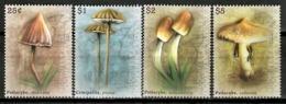 Grenada 2009 Granada / Mushrooms MNH Setas Champignons Pilze / Cu15019  40-5 - Hongos