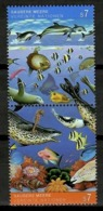 United Nations 1992 ONU / Marine Life Fish Coral MNH Vida Marina / Cu14038  C5-16 - Mundo Aquatico