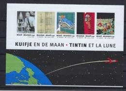 N°BL109ND Tintin (genummerd 204) MNH ** POSTFRIS ZONDER SCHARNIER COB € 350,00 SUPERBE - Belgique