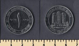 Sudan 1 Pound 2011 - Sudan